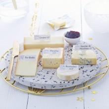 - Assiette fromagère festive