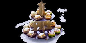 menu noel 2018 auchan Repas de Noël traiteur avec Auchan Traiteur menu noel 2018 auchan