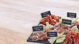 Plateau apéro fromage charcuterie Bella Ciao 13€99